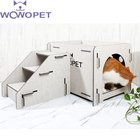 Wholesales price pet cages, carriers & houses wooden pet house