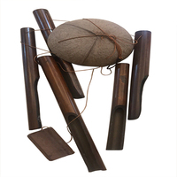 FD - 15522Bamboo handicrafts windchimes for home decoration