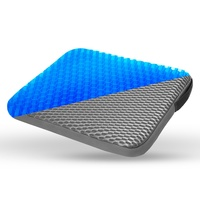 Summer cooling Gel Seat Pain Relief Egg Sitting Cushion