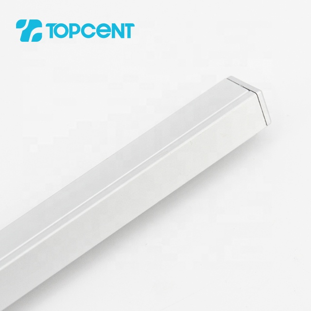 TOPCENT natural white surface mounted lighting spot cabinet led strip light
