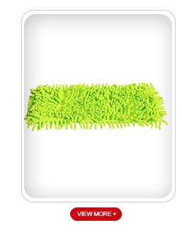 Chenille Mudah Bersih Pel Microfiber Pel