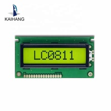 Doorlatende Positieve Custom 6 Digit Segment <span class=keywords><strong>Tn</strong></span> <span class=keywords><strong>Lcd</strong></span> Display Module Industriële