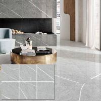 Guangdong 600x600 full body glazed flooring porcelain floor tiles ceramic