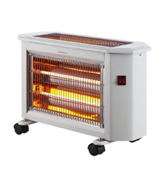 oil filled heater lowes 220v electric 800w quartz infrared heater