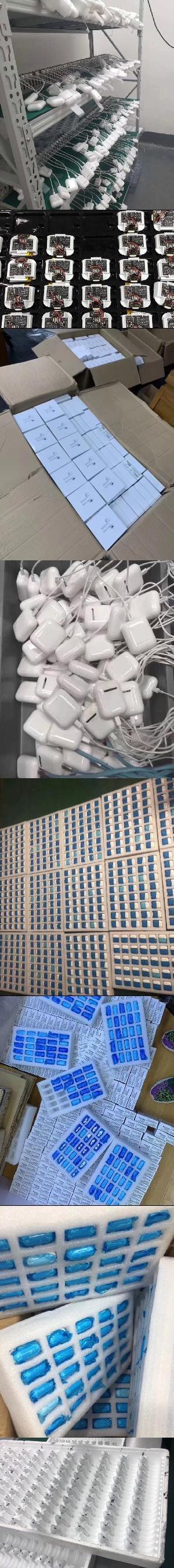 China Grote Fabriek oortelefoon voor apple oordopjes hoofdtelefoon bluetooth hoofdtelefoon zonder draad Fabriek Verkoop Direct