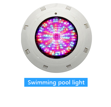 PK6003 IP68 Waterproof Stainless Steel 304 Material Wall Mounted Led Swimming Pool Underwater Light