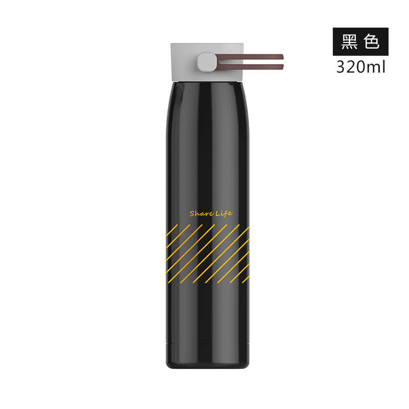 물 컵-Proof Oem 두 번 벽 Stainless Steel 진공 Insulated 물 병