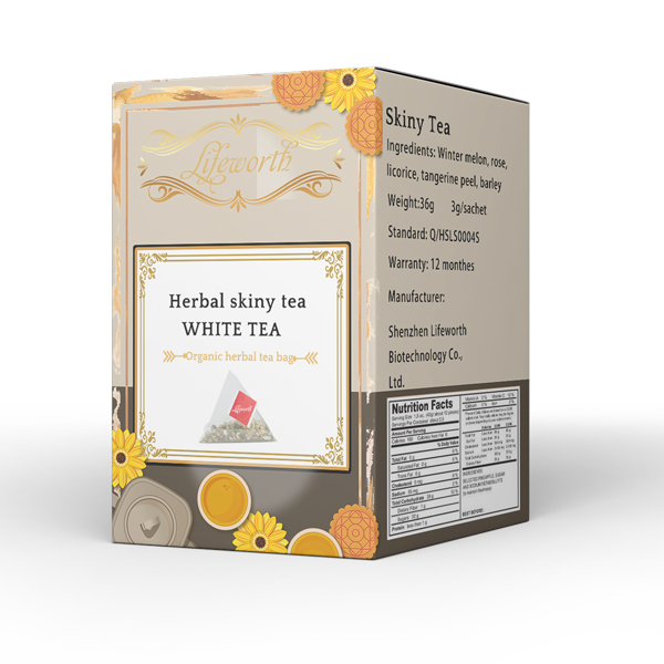 Lifeworth roast barley detox white tea oem - 4uTea | 4uTea.com