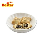 Biscuit Cookies Good Flavor Center Filled Chocolate Bear Biscuit Sweets Afternoon Tea Cookies