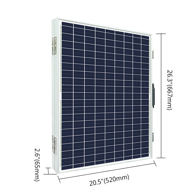 China Solar Panel Kit 300W 200W 100W Flexible Solar Panels