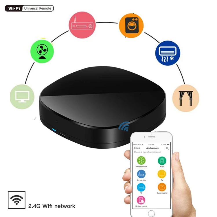 smart remote control system