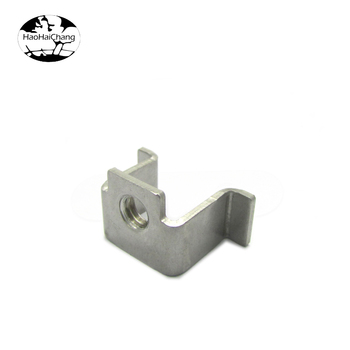 Customized Stamping Metal Low Voltage Bracket