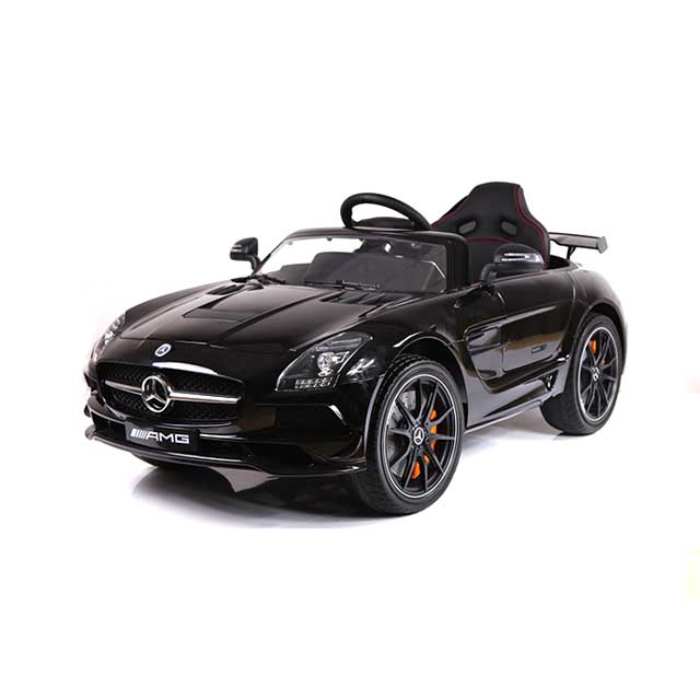 Mercedes benz Sls Amg Licentie Rit Op Auto Kinderen 12 V