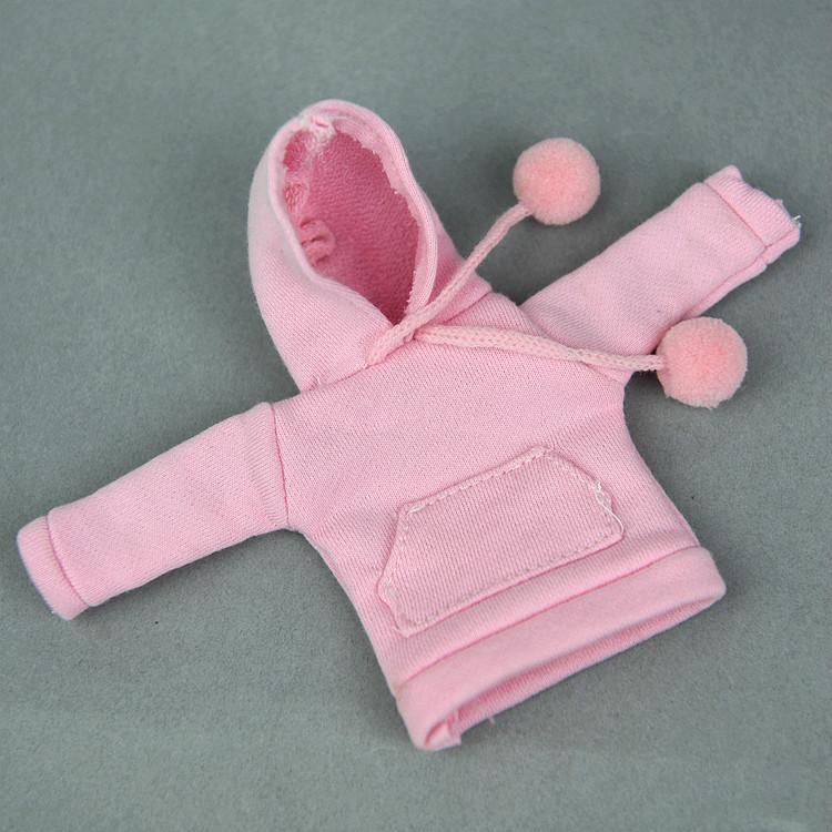1/6 bjd Толстовка для Барби blyth аксессуары для кукольной одежды ropa boneca Каса парка наряд для Барби vestiti Детская игрушка 1 шт.(Китай)