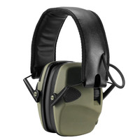 Earmuff Shooting Electronic Hearing Protector Aviation Headset