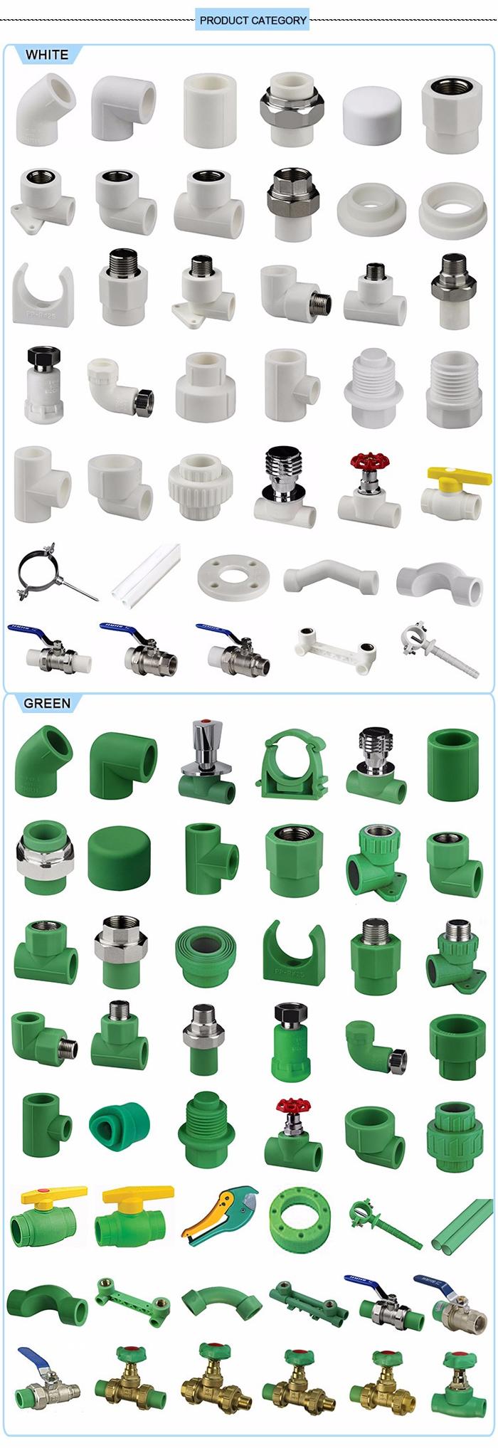 Sanitär materialien Kunststoff Wasser Polyethylen Aluminium PPR-Rohr