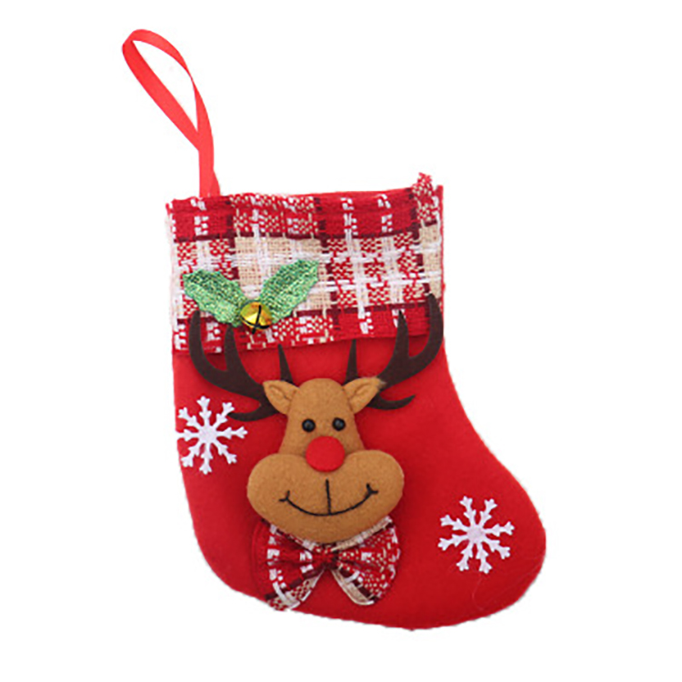 Factory directly produce <strong>christmas</strong> decoration <strong>baby</strong> <strong>first</strong> <strong>christmas</strong> stocking sock