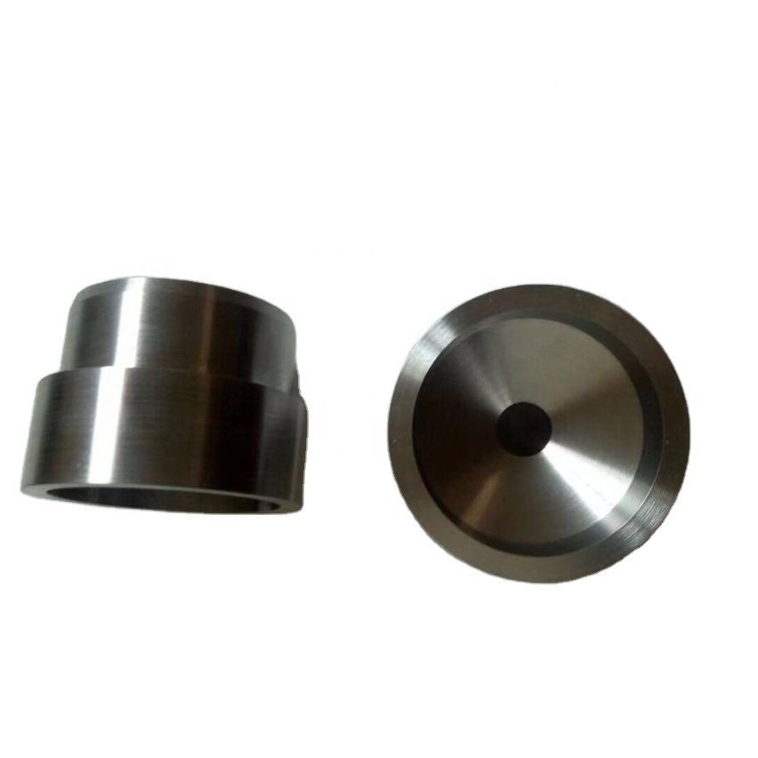 tungsten alloy with holes