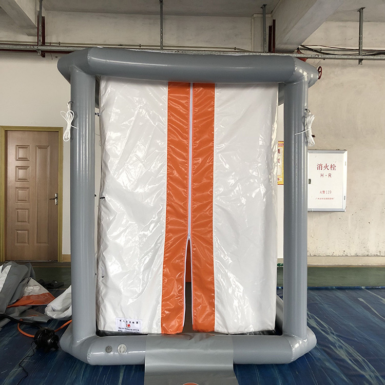 RTS Portable Outdoor Inflatable Decontamination Relief Hospital Tents