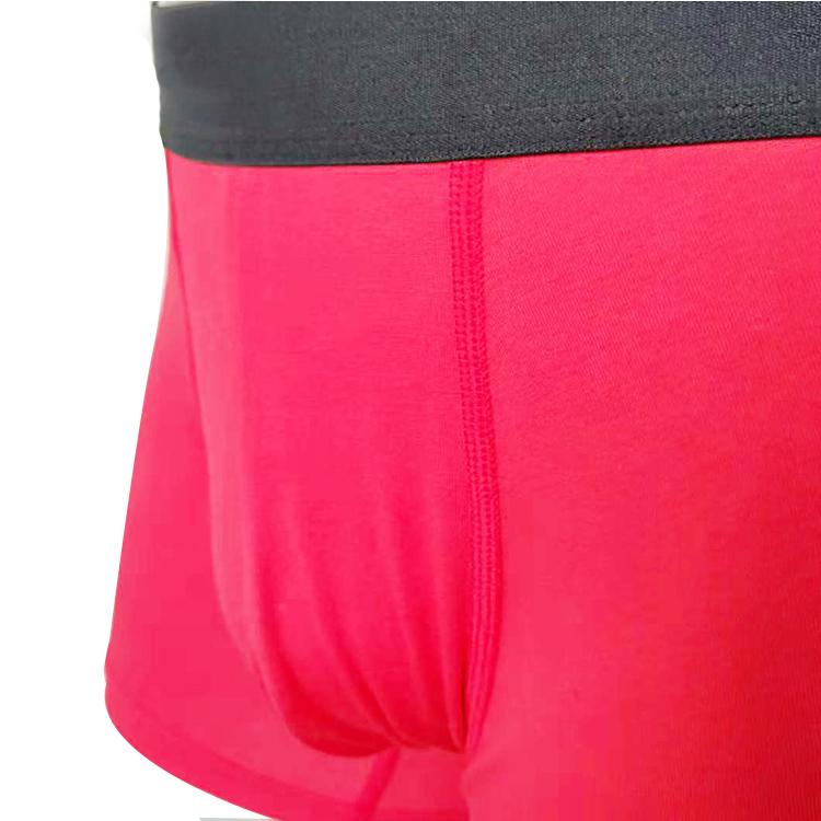 2020 最新の卸売ワークアウトの服 95% 綿と 5% スパンデックスヨーロッパ下着男性
