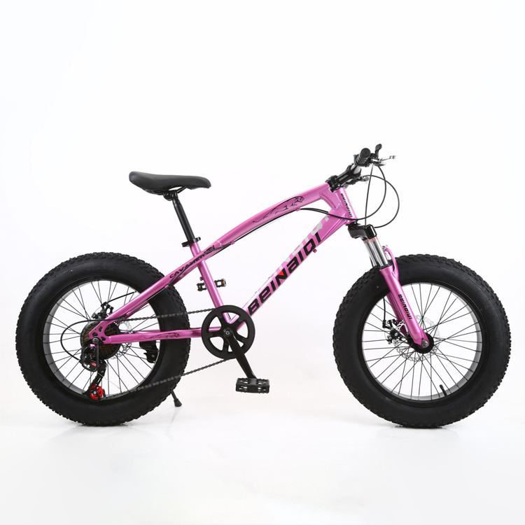 New model small fat tyre mountain snow bike/full suspension mountain bicycle