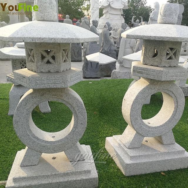 Granite Japanese Lantern Pagoda For Garden Buy Granite Japanese