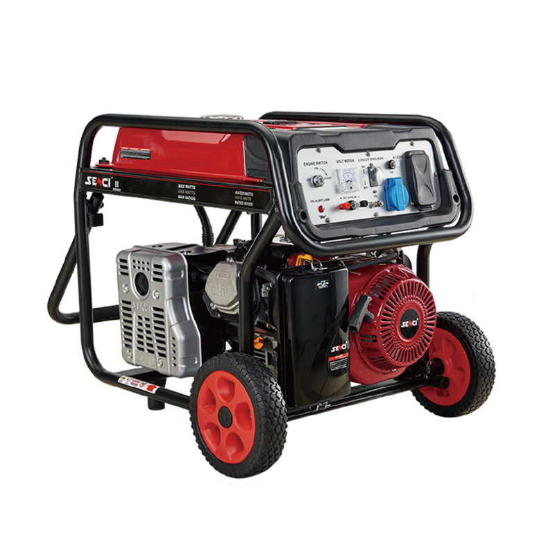 Kraftstoffmotor senci 10kw günstige generator großhandel export tragbare benzin generator