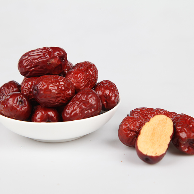 Shinong Second Grade Milan Jujube Health Nature Dried fruit organic jujube dried red Dates