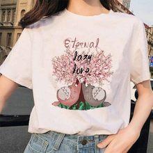 Женская футболка с принтом «Тоторо», футболка с изображением японского аниме Харадзюку(China)