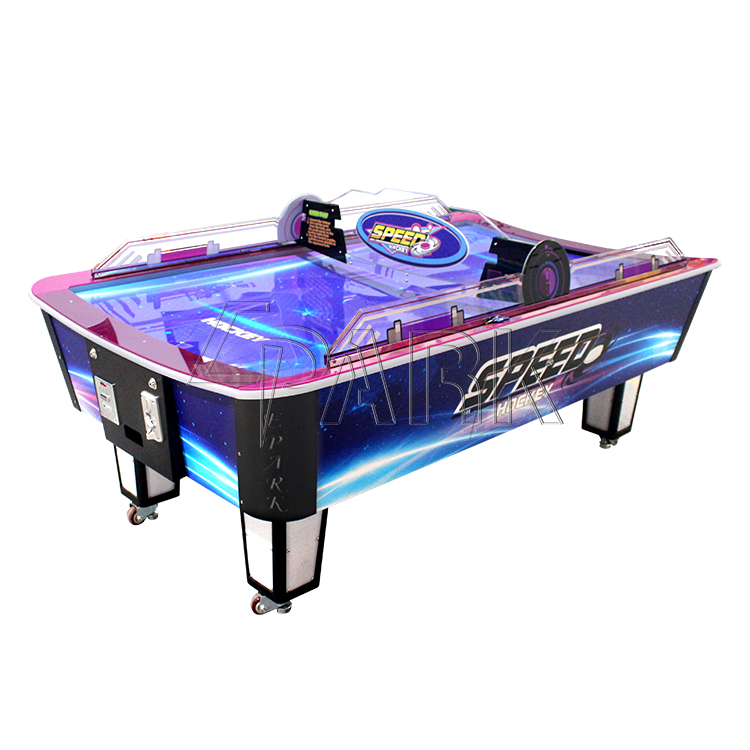 EPARK Double curved air hockey table high quality coin-operated game machine <strong>for</strong> <strong>sale</strong>