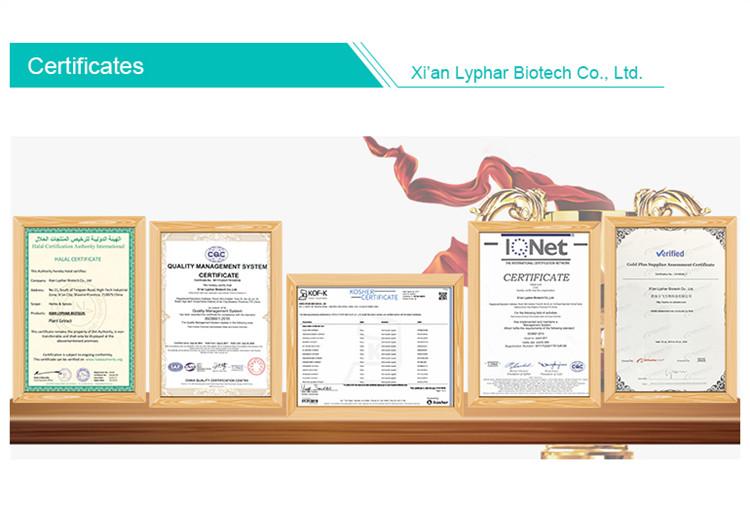 Lyphar Approvisionnement Fiable Qualité Acide Oléanolique