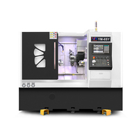 Remarkable quality bench lathe YM-6SY turning and milling composite machine tool