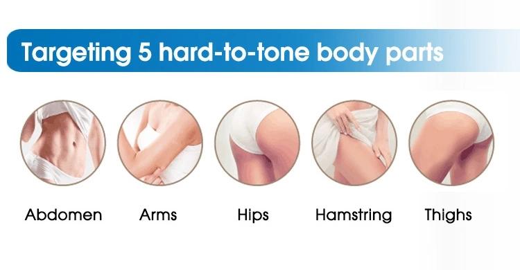 Portátil de alta intensidade hi-emt ems estimulador muscular máquina de esculpir o corpo em-máquina magro