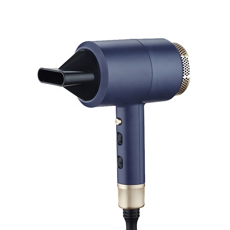 2 Speeds& 3 Heat Settings Professional Hair Dryer 1800w with Mirror
