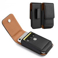 Phone Pouch Case holster For Iphone 11pro max Universal 4.7/5.5 Inch Belt Clip Cover Wallet Bag Case for iphone 11 pro max case