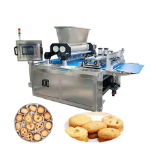 Doré Cuire Fil Coupe Machine À Biscuits Extrudé <span class=keywords><strong>Biscuit</strong></span> <span class=keywords><strong>Ligne</strong></span> <span class=keywords><strong>de</strong></span> <span class=keywords><strong>Production</strong></span>