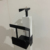 Steel Foot Pedal Hand Sanitizer Dispenser Stand