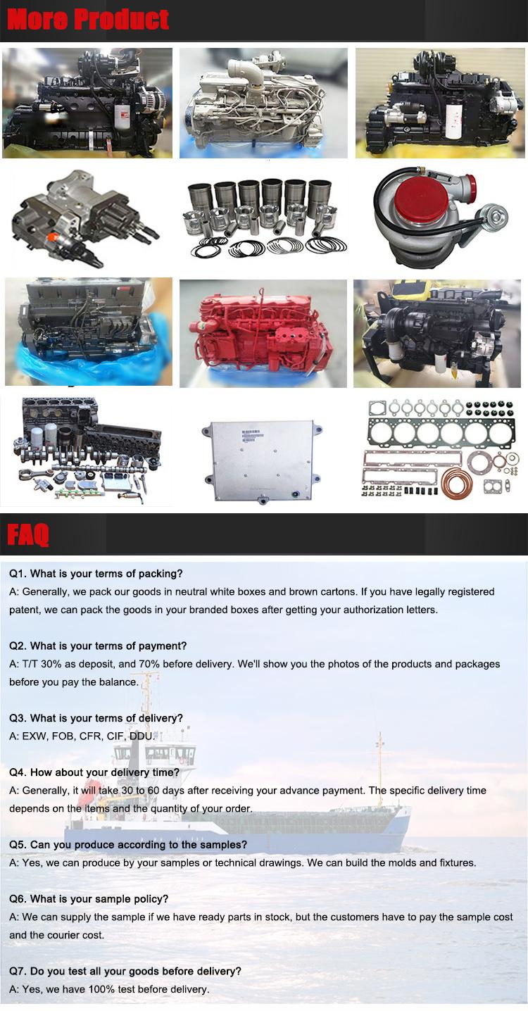 Cung Cấp 6BT Động Cơ Diesel Hàng Hải Turbo Tăng Áp 4051229 4051230 Siêu Tăng Áp 4051230 4051229