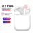 2020 New Active Noise Cancelling Hand Free Macarons Colours I12 Inpods Earbuds ANC Wireless Bluetooth Sport TWS Earphone