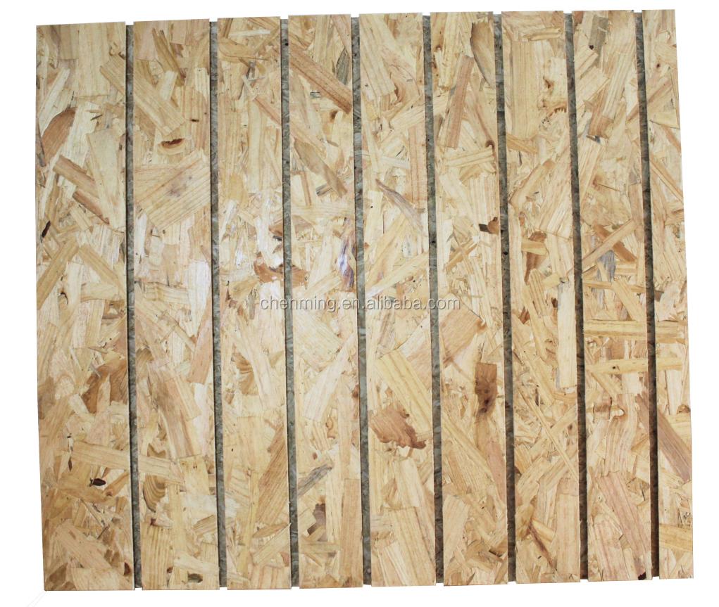 11 个带铝插入件的板条墙板槽