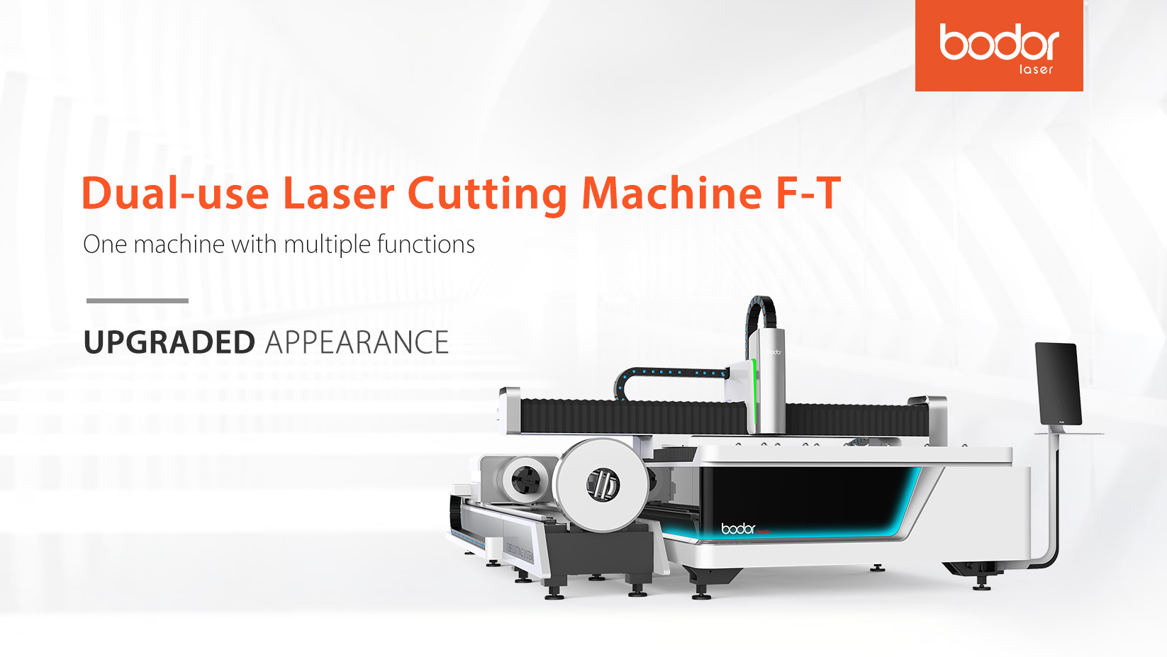 2020 fiber laser metal sheet and pipe 4KW IPG CNC cutter Bodor Laser cutting machine