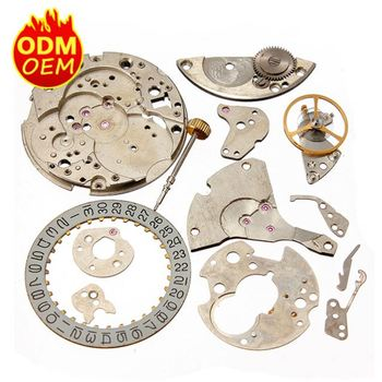 Dentiform K shape hardware stainless steel stamping metal parts by OEM