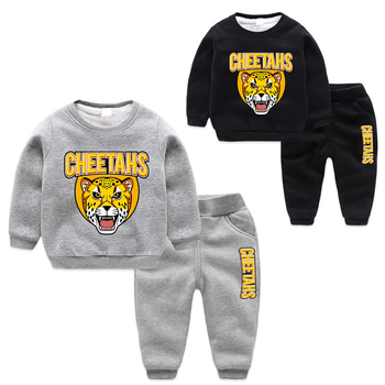 Kids Boy Clothing Set Kids Clothing Set Winter Warm Children Clothing