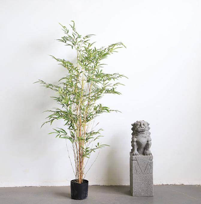 Artificial Bonsai Plant Bamboo Tree