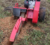 Agricultural equipment tractor driven rotary ditcher for sale