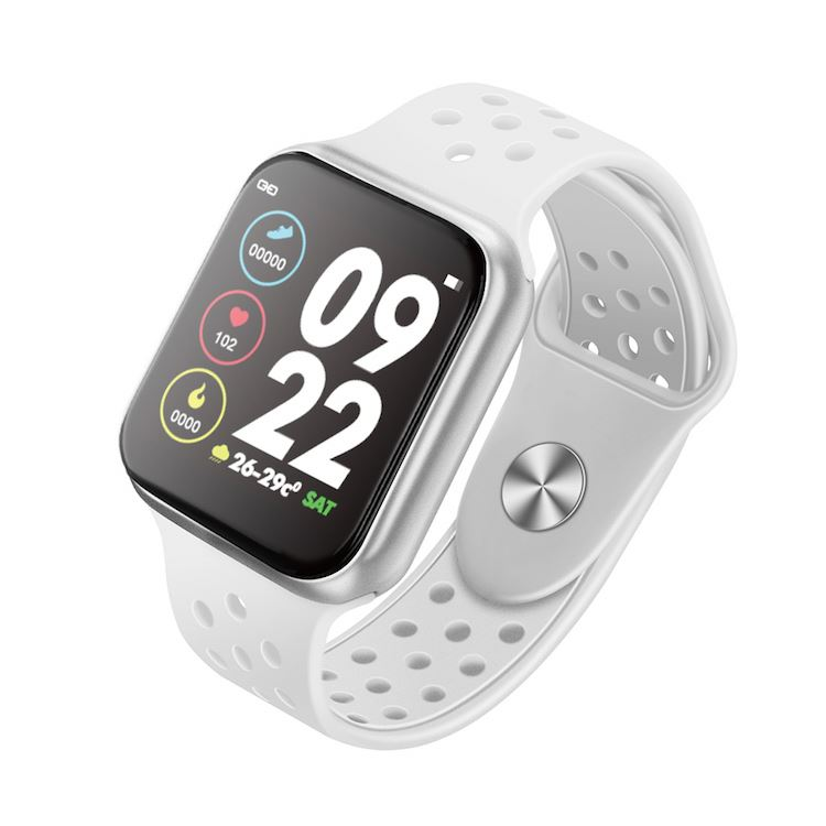 Smart Watch F9 Heart Rate Blood Pressure Fitness Tracker Band