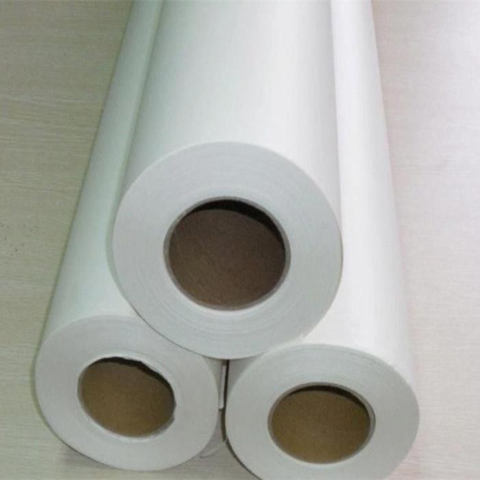 Быстросохнущая сублимационная бумага 90gsm для печати ткани