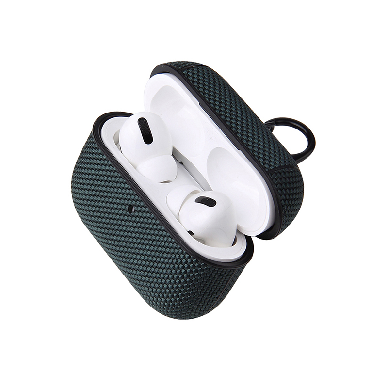 Fashional Nylon Cloth Case For Airpods PRO Case Waterproof Anti-scratch Nylon Material Apple Earphone Case