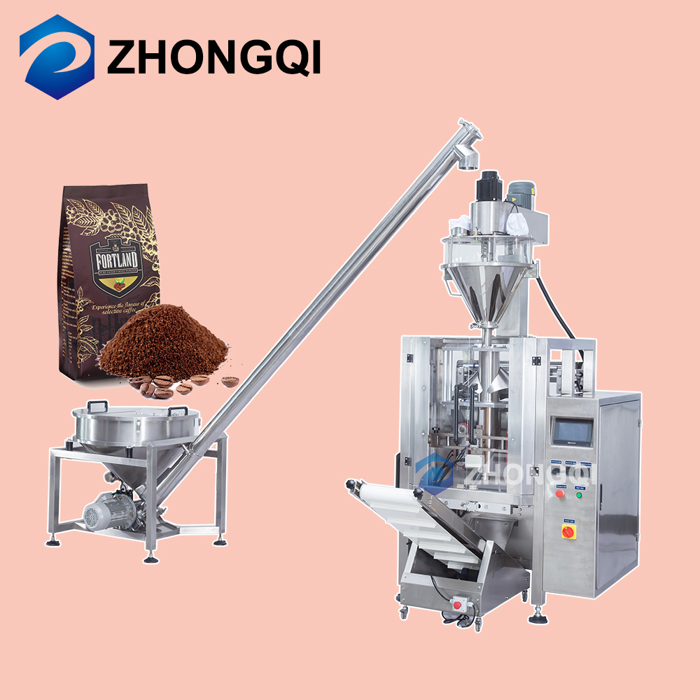 Vertical Automatic Spices <strong>Sachet</strong> Pouch Coffee Milk Powder Flour <strong>Packing</strong> <strong>Machine</strong> Price