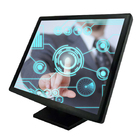 Monitor Cheap Price 17 Inch VGA USB Input POS Touch Monitor Restaurant Ordering Resistive Touch Screen Monitor